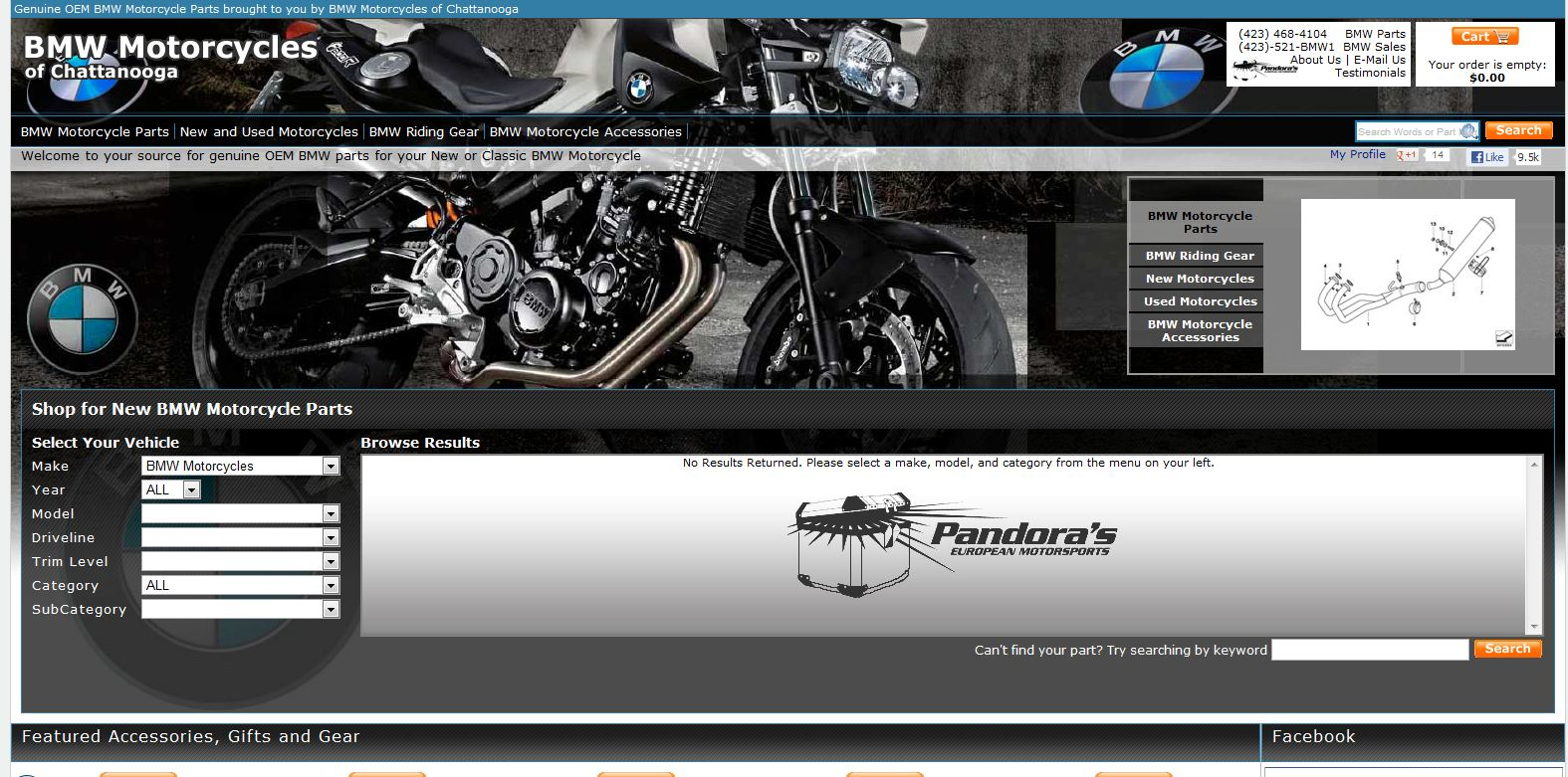 bmw motorcycles of chattanooga rated 4/5 stars65 consumers