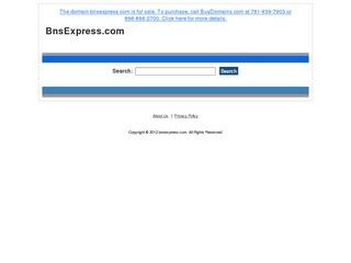 BNS Express / t