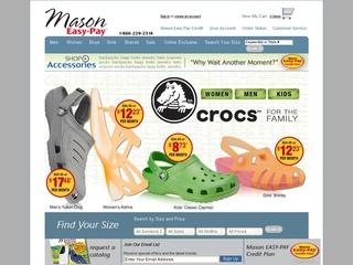 B.A. Mason Shoe