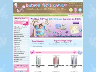 Babies First Ch