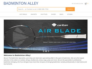 Badminton Alley