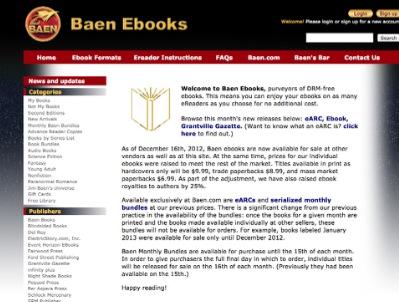 Baen Ebooks