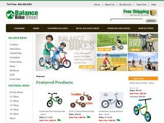 Balance Bike Sh