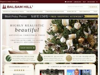 Balsam Hill Chr