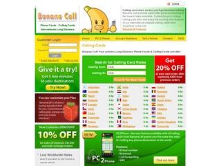 Banana Call