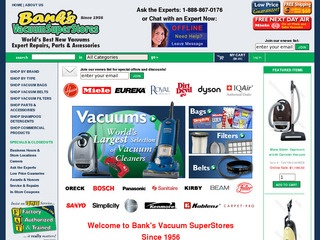 Bank's Vacuum S