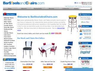 Bar Stools & Ch