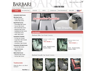 Barbari - Luxur