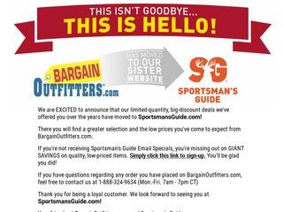Bargain Outfitt