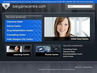 BargainsCentre.