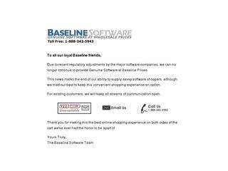 Baseline Softwa
