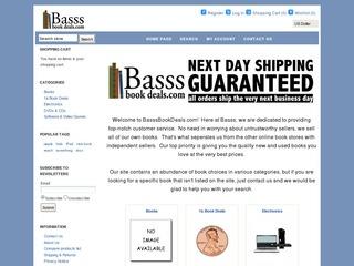 Basss Book Deal