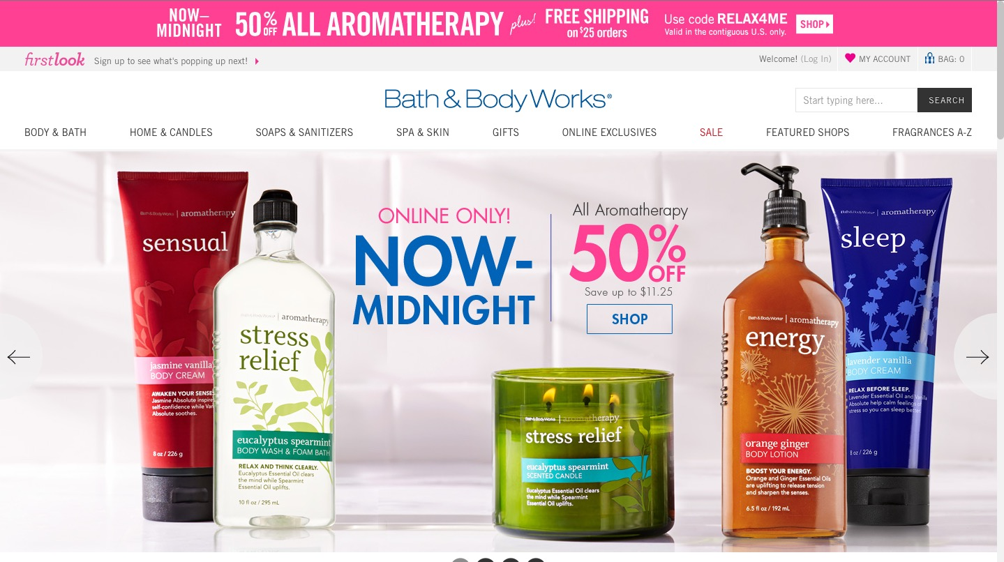 Bath & Body Wor