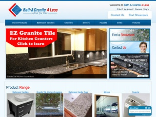 Bath and granite 4 less rated 3 5 stars by 9 consumers for Bathroom 4 less review