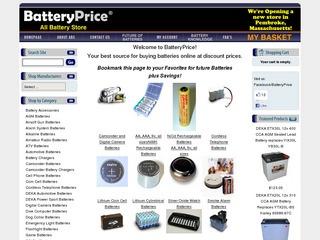 BatteryPrice /