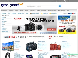 Beach Camera Rated 5/5 stars by 2,499 Consumers - beachcamera.com ...