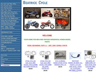 Beatrice Cycle