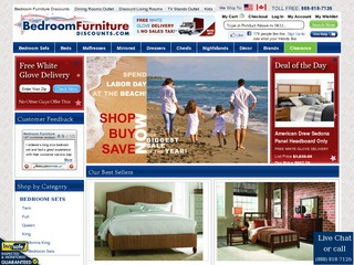 Bedroom Furniture Discounts Rated 5/5 stars by 1,134 Consumers ...
