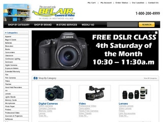 Bel Air Camera Rated 1/5 stars by 5 Consumers - belaircamera.com ...