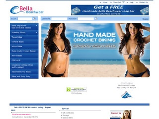 Bella Beachwear