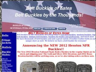 Belt Buckles of