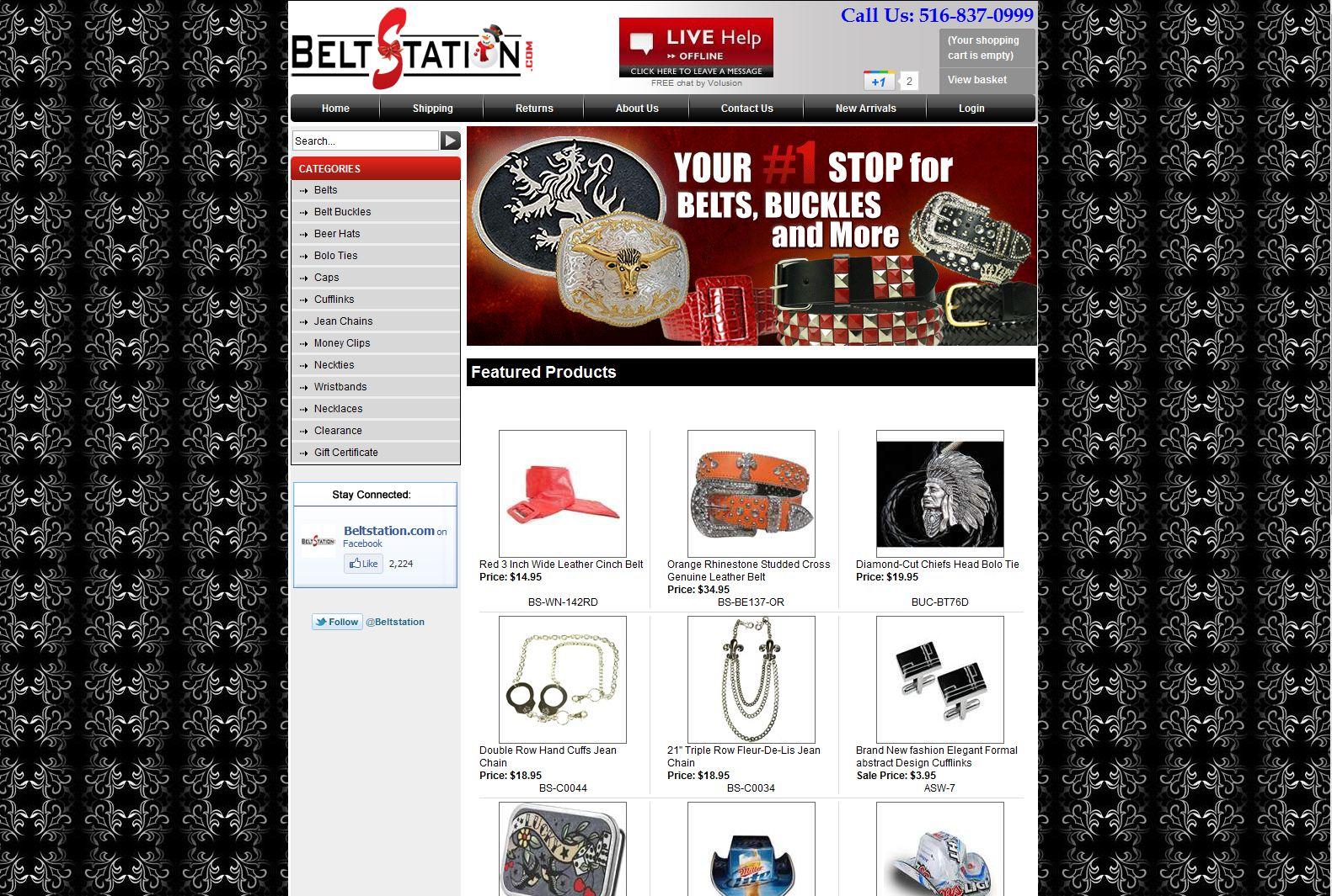 Beltstation.com