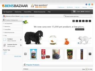 Ben's Bazaar