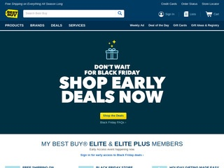 best buy elite plus customer service phone number