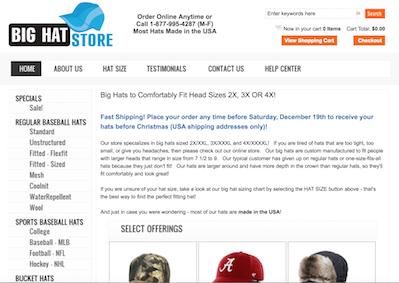 005f8fe9723db Big Hat Store Reviews