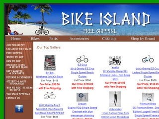 Bikeisland.com Review Bike Island
