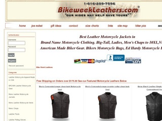 Bike Week Leathers Rated 5 5 Stars By 1 Consumers