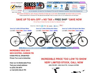Bikesdirect.com Reviews Write a review BikesDirect