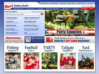 Blain's Farm &