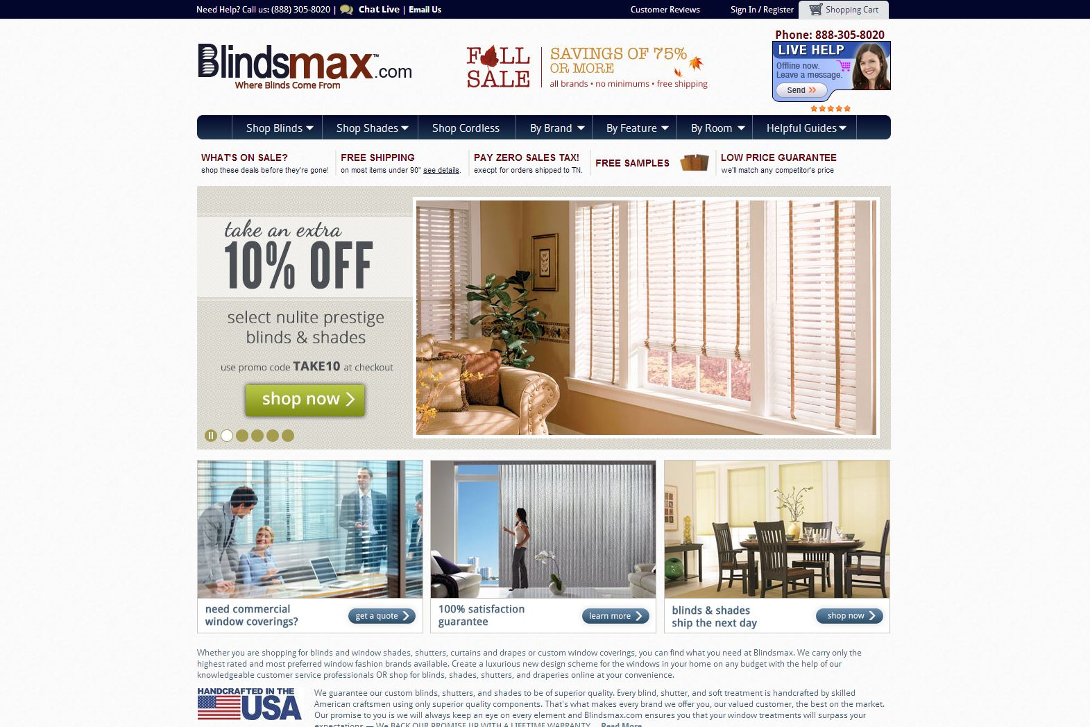 Blindsmax.com