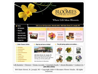 Bloomies Flower