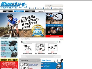 BlueSkyCycling