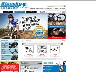 BlueSkyCycling