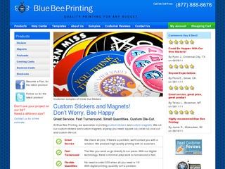 Blue Bee Printi