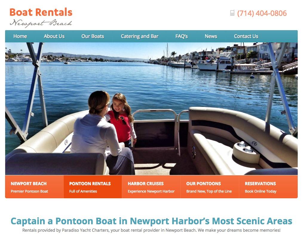 Boat Rentals Ne