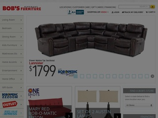 Bob s Discount Furniture Rated 3 5 stars by 7 Consumers