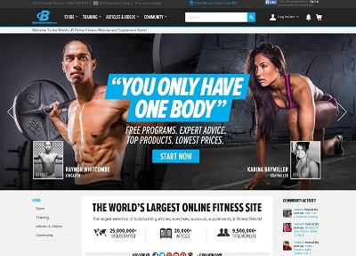 Bodybuilding.co