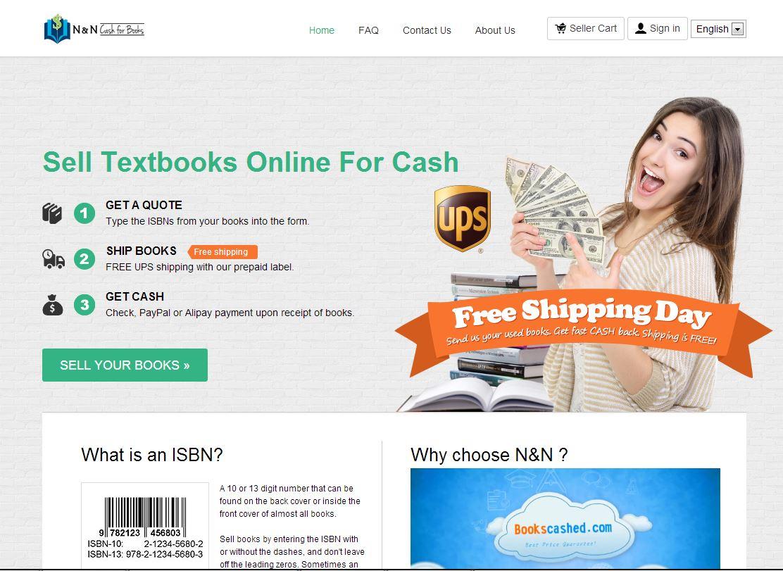 Bookscashed.com