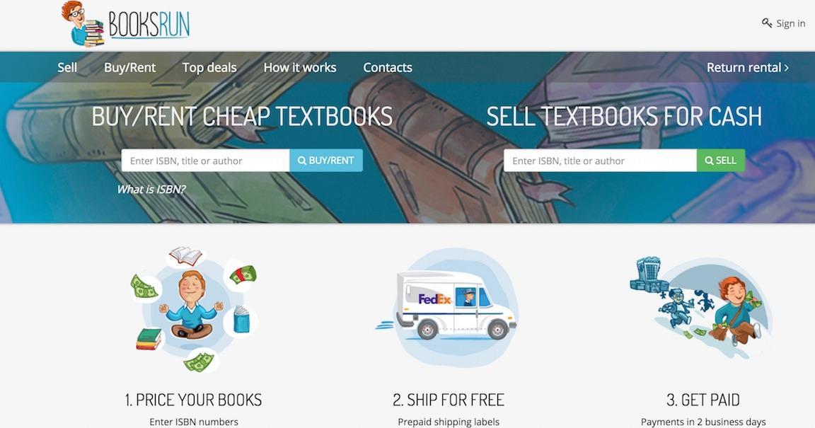 BooksRun coupon code