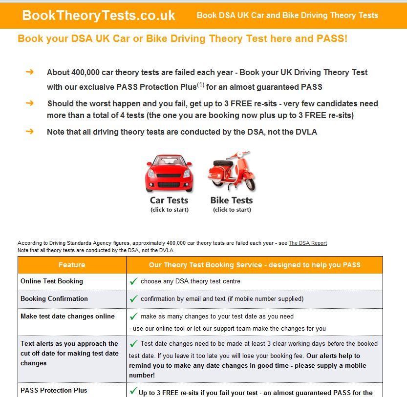 Booktheorytests