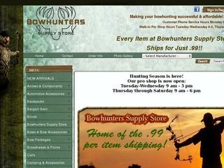 Bowhunters Supp