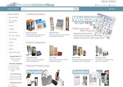 BrochureHolders