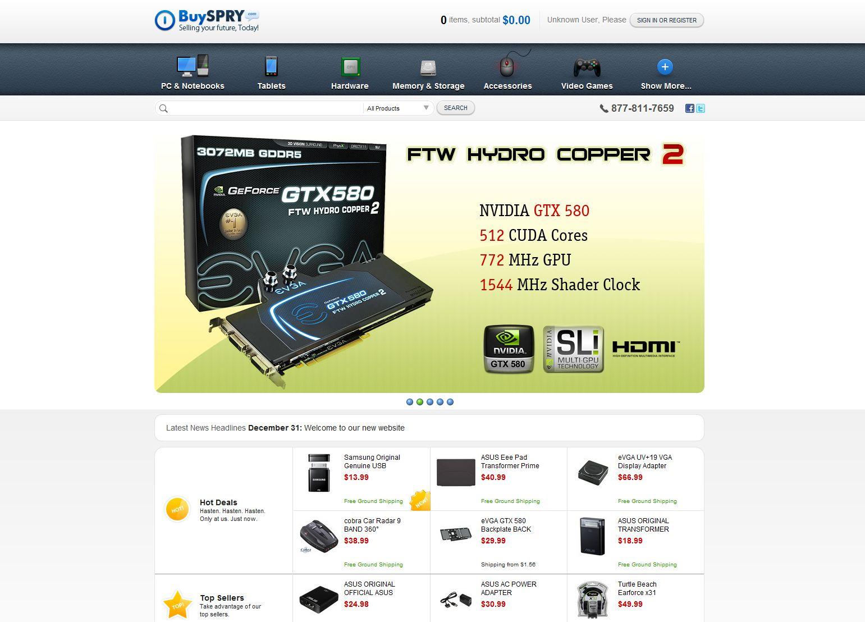 BuySPRY.com