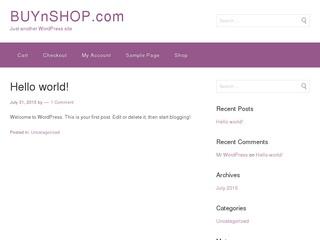 Buy n Shop