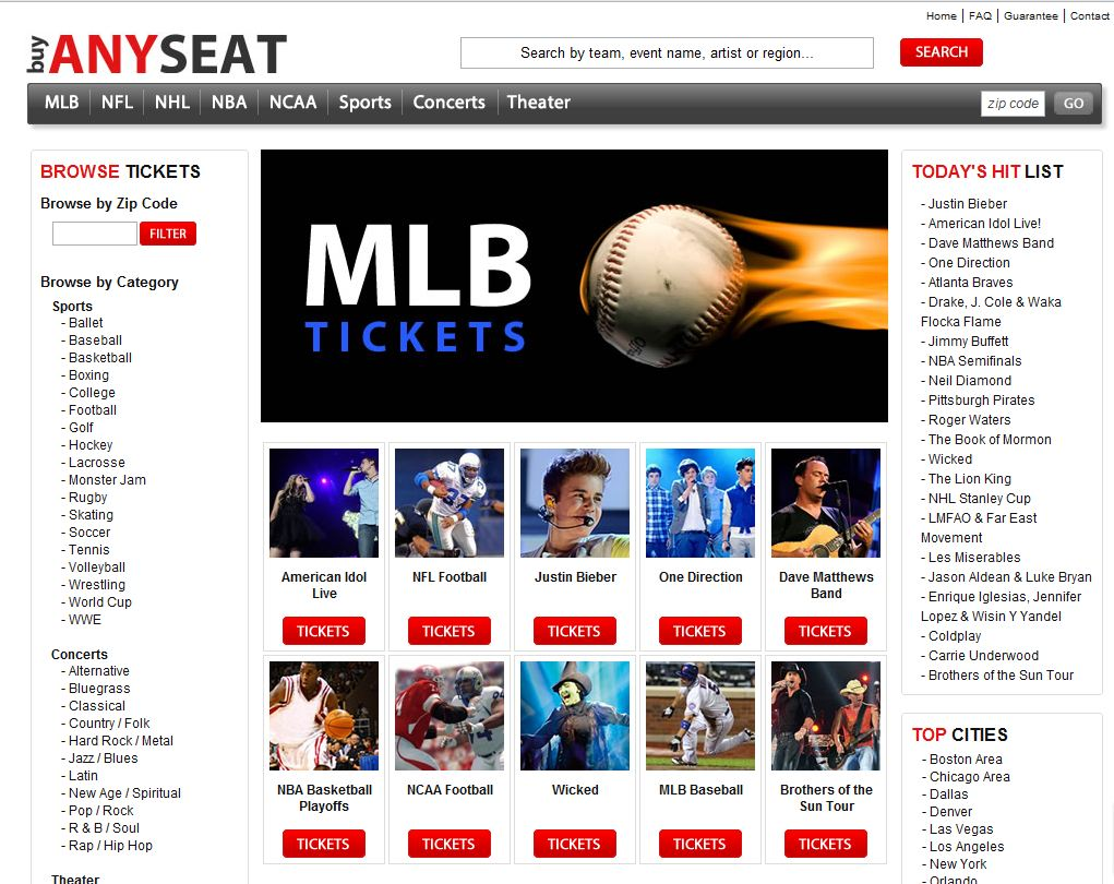BuyAnySeat.com