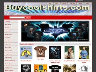 Buycoolshirts.com Rated 1/5 stars by 6 Consumers - buycoolshirts ...